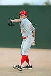 Tony Amezcua - AZL Reds - 2010 Arizona League.Photo by:  Bill Mitchell/Four Seam Images..