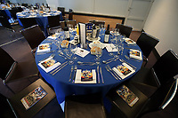 A general view of the hospitality set-up, prior to the match. The Clash, Aviva Premiership match, between Bath Rugby and Leicester Tigers on April 8, 2017 at Twickenham Stadium in London, England. Photo by: Rogan Thomson / JMP for Onside Images