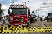 08.09.2013 - Demo against London's DSEi Arms Fair