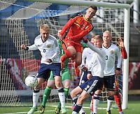 2013.05.24 Scotland U19 - Belgium U19
