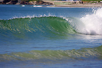 Perfect little wave.