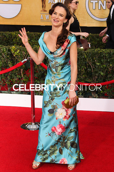 LOS ANGELES, CA - JANUARY 18: Juliette Lewis at the 20th Annual Screen Actors Guild Awards held at The Shrine Auditorium on January 18, 2014 in Los Angeles, California. (Photo by Xavier Collin/Celebrity Monitor)