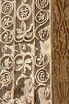 Detail of sixth Century Pillars From Acre - St Marks - Venice - Italy