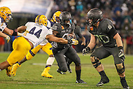 Baltimore, MD - December 10, 2016: Army Black Knights running back John Trainor (6) in action during game between Army and Navy at  M&T Bank Stadium in Baltimore, MD.   (Photo by Elliott Brown/Media Images International)