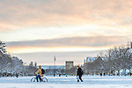 2.2.15 Snow Scenic 2.JPG by Matt Cashore/University of Notre Dame