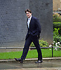 Cabinet Meeting arrivals in Downing Street London Great Britain<br /> 12th May 2015 <br /> <br /> Arrivals of the new government ministers at the first cabinet of the new Conservative government. <br /> <br /> Lord Andrew Feldman <br /> Chairman of the Conservatives<br /> <br /> <br /> Photograph by Elliott Franks <br /> Image licensed to Elliott Franks Photography Services