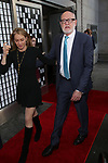 Victoria Labalme and Frank Oz attend the Opening Night 'In & Of Itself' at the Daryl Roth Theatre on April 12, 2017 in New York City