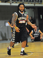 Ma'a Nonu. Hoops 4 Christchurch earthquake fundraising charity basketball match at Te Rauparaha Arena, Porirua, Wellington, New Zealand on Thursday, 3 March 2011. Photo: Dave Lintott / lintottphoto.co.nz