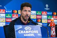 Press Atletico de Madrid and FC Rostov
