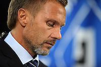 FUSSBALL   1. BUNDESLIGA   SAISON 2011/2012    10. SPIELTAG Hamburger SV - VfL Wolfsburg                                22.10.2011 Trainer Thorsten FINK (Hamburg)