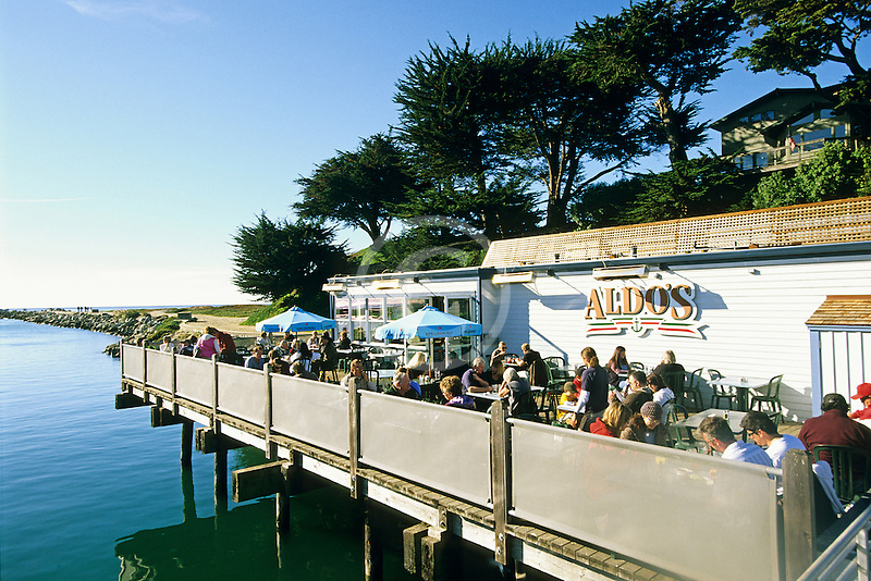 California, Santa Cruz, Aldo's Restaurant