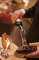 Europe/France/Rhône-Alpes/74/Haute-Savoie/Megève: Restaurant 1920, au Chalet du Mont d'Arbois