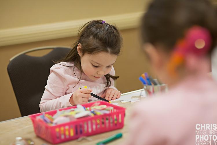 02/12/12 - Kalamazoo, MI: Kalamazoo Baby & Family Expo.  Photo by Chris McGuire.  R#3