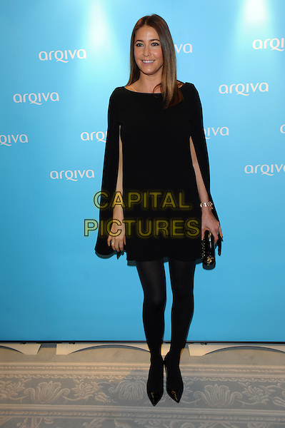 LONDON, UK, DECEMBER 12: Lisa Snowdon attends the Radio Academy Hall of Fame, held at the Savoy Hotel, the Strand on December 12th 2013 in London, England, UK.<br /> CAP/CJ<br /> &copy;Chris Joseph/Capital Pictures