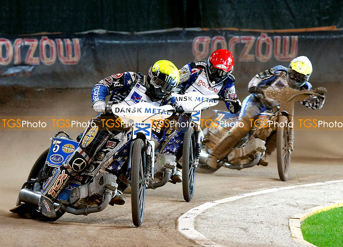 Speedway Grand Prix at Parken Stadium, Copenhagen, Denmark - 11/06/11 - MANDATORY CREDIT: Rafal Wlosek/TGSPHOTO - Self billing applies where appropriate - 0845 094 6026 - contact@tgsphoto.co.uk - NO UNPAID USE.