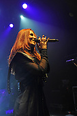 EPICA - vocalist Simone Simons - performing live at the Empire in Shepherds Bush London UK - 03 Feb 2017.  Photo credit: Zaine Lewis/IconicPix