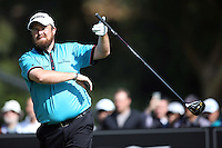 February 16, 2017: Shane Lowry during the first round of the 2017 Genesis Open played at Riviera Country Club in Pacific Palisades, CA.