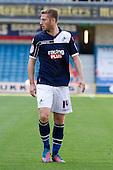 James Henry, Millwall FC - Millwall vs Blackpool - NPower Championship Football at the New Den, London - 18/08/12 - MANDATORY CREDIT: Ray Lawrence/TGSPHOTO - Self billing applies where appropriate - 0845 094 6026 - contact@tgsphoto.co.uk - NO UNPAID USE.