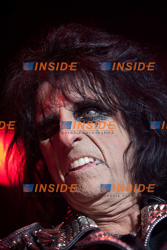 17.10.2011, Schwarzlsee Unterpremstaetten, Graz, AUT.Alice Cooper in concerto.Foto Insidefoto / EXPA/ Erwin Scheriau