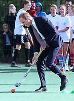 Kate, Duchess Of Cambridge & Prince William visit Emirates Arena - Scotland