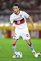 Joshua Kennedy (Grampus), SEPTEMBER 18, 2011 - Football / Soccer : 2011 J.League Division 1 match between Kashima Antlers 1-1 Nagoya Grampus Eight at Kashima Soccer Stadium in Ibaraki, Japan. (Photo by AFLO)