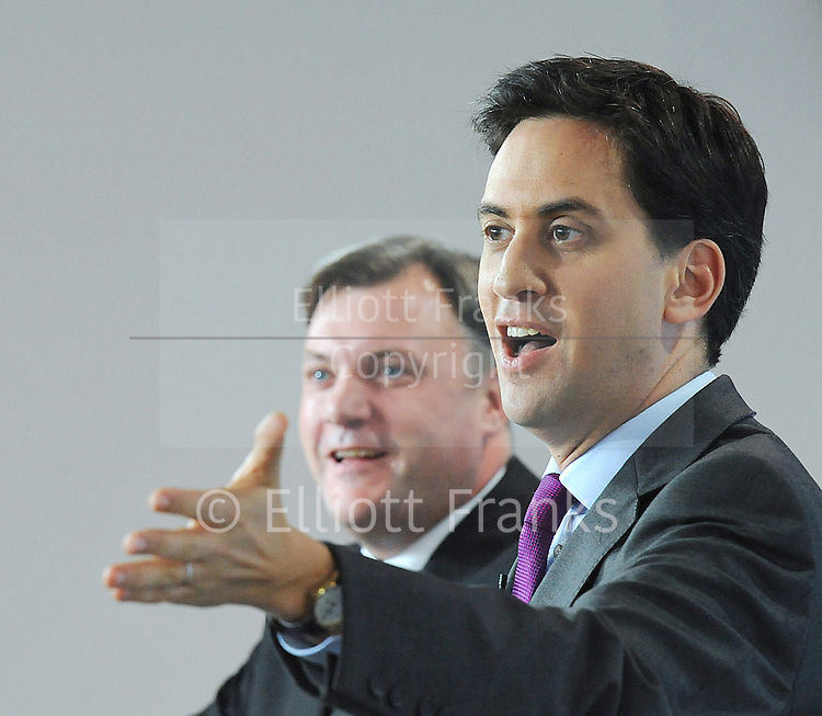 Labour Press Conference <br />