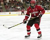 Ben Masella (SLU - 3) - The Harvard University Crimson defeated the St. Lawrence University Saints 6-3 (EN) to clinch the ECAC playoffs first seed and a share in the regular season championship on senior night, Saturday, February 25, 2017, at Bright-Landry Hockey Center in Boston, Massachusetts.