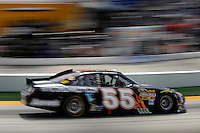 30 March - 1 April, 2012, Martinsville, Virginia USA.Brian Vickers.(c)2012, Scott LePage.LAT Photo USA