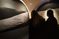 Mostra ''Auschwitz-Birkenau - 65° anniversario della Liberazione.Il giorno della memoria..Exhibition''Auschwitz-Birkenau - 65th Anniversary of Liberation.The Memorial Day...