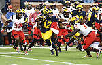 2016 Michigan football vs Maryland, 11-5-16