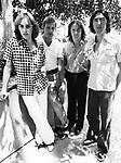 UK 1978 Eddie Jobson, Bill Bruford, John Wetton and Allan Holdsworth.© Chris Walter.