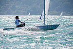 SeychellesLaser RadialMenHelmSEYMS1MartinServina<br /> Day1, 2015 Youth Sailing World Championships,<br /> Langkawi, Malaysia
