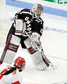 Alana Marcinko (Union - 29) - The Boston University Terriers defeated the visiting Union College Dutchwomen 6-2 on Saturday, December 13, 2012, at Walter Brown Arena in Boston, Massachusetts.
