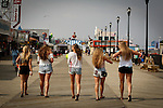 FEATURES-The Jersey Shore gets ready for the beginning of Summer season