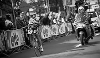 3 Days of De Panne.stage 2.Andy Capelle solo leader.