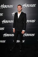 Tobias Santelmann<br /> at the &quot;Hercules&quot; Los Angeles Premiere, TCL Chinese Theater, Hollywood, CA  07-23-14<br /> David Edwards/DailyCeleb.com 818-249-4998