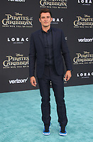 """HOLLYWOOD, CA - May 18: Orlando Bloom, At Premiere Of Disney's """"Pirates Of The Caribbean: Dead Men Tell No Tales"""" At Dolby Theatre In California on May 18, 2017. Credit: FS/MediaPunch"""