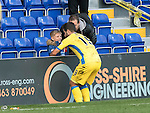 Ross County v St Johnstone&hellip;01.10.16.. Global Energy Stadium, Dingwall   SPFL<br />