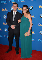 Jonathan Nolan &amp; Lisa Joy at the 69th Annual Directors Guild of America Awards (DGA Awards) at the Beverly Hilton Hotel, Beverly Hills, USA 4th February  2017<br /> Picture: Paul Smith/Featureflash/SilverHub 0208 004 5359 sales@silverhubmedia.com