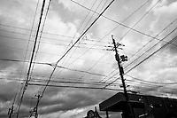 Power grid Nara Japan January 2010