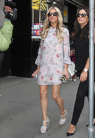 NEW YORK, NY -FEBRUARY 21: Christina El Moussa, star of Flip or Flop, at Good Morning America in New York City on February 21, 2017. Credit: RW/MediaPunch