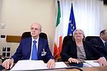 Carmelo Zuccaro in Commissione antimafia e immigrazione