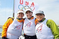 2012 Olympic Sailing Team