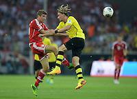 Fussball Bundesliga Supercup 2013: Borussia Dortmund - FC Bayern Muenchen