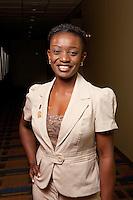 UWRF McNair Scholar, Nene Eze, Accounting College of Business and Economics.