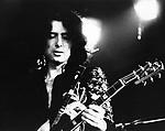 Led Zeppelin  1972 Jimmy Page........
