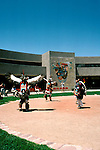 New Mexico: Albuquerque, Native American, Navajo Indian,traditional Eagle dance, Indian Cultural Center,  Photo: nmindi104.Photo copyright Lee Foster, www.fostertravel.com, 510/549-2202, lee@fostertravel.com