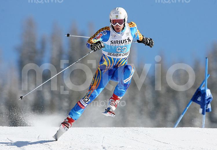 Ski Alpin; Saison 2006/2007  Riesenslalom Herren Markus Larsson (SWE)