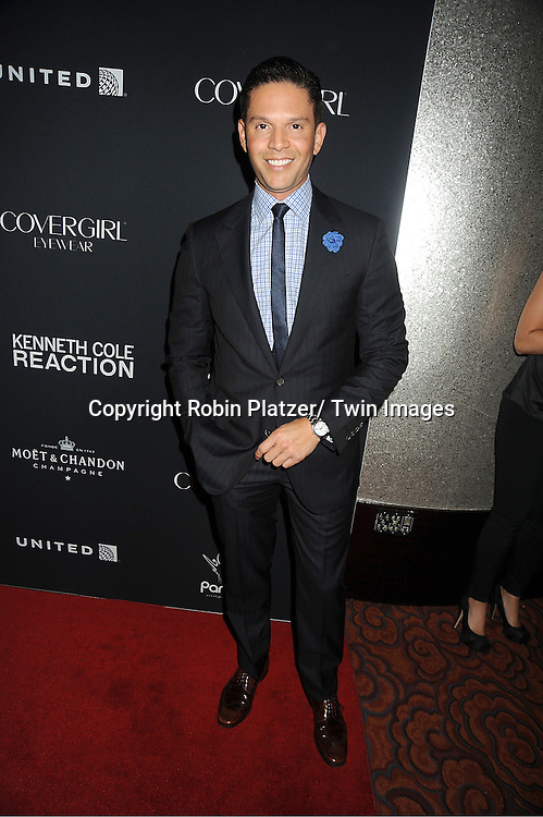 Rodner Figueroa attends the Vanidades Magazine  Icons of Style Gala on September 27, 2012 at the Mandarin Oriental Hotel in New York City.