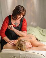 Business Marketing Professional Portraits: Synergy Mind Body Wellness - Dana Sanchez